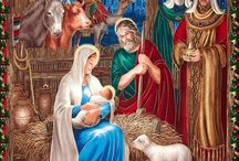 Nativity scenes/Рождественские вертепы