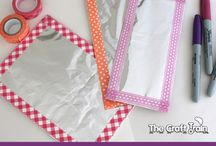 Kid DIY Projects / Neat projects for the kids to do.