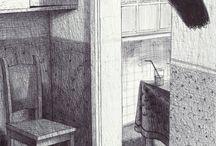 Interior & exterior art