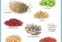 las legumbres