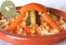 Couscous du monde / Le couscous avec toutes ses variantes