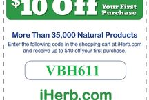 Sanatate/Frumusete / Sharing health and wellness tips, recipes as well as product sales, info and promotions! New to iHerb? Use Coupon Code VBH611 to get $10 off first time orders with a minimum purchase of $40 or $5 off first time orders less than $40.