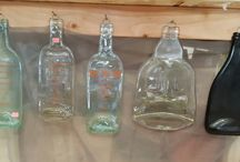 fused glass bottles for wine lovers