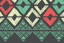Wallpaper Aztec