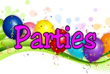 Parties / Parties Placecard