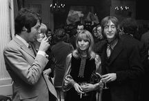Paul...John...Jane and Cyn ...1968