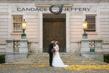 Hartford City Hall Wedding Portraits