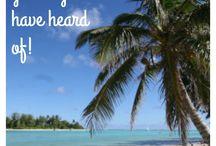 Travel // World's Best Beaches