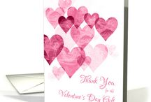 Sweetest Day & Valentine's Day Cards / Greeting cards for things related to Valentine's Day & Sweetest Day, including thank you notes. This collection will grow with time.