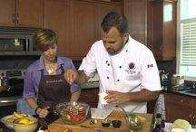 Healthy BBQ recipe videos