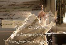 ELISIR DI STORIA / Sezione di approfondimento in collaborazione con HAREM'S BOOK dedicata ai romanzi classici e storici che non passano mai di moda. http://lindabertasi.blogspot.it/2015/11/elisir-di-storia-una-passeggiata-con.html