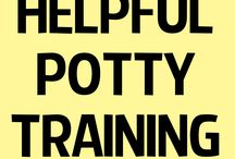 Potty training / Parenting tips