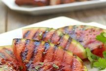 Recipes: Vegan Grilling / Or those that can be converted!