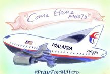 PrayForMH370‬ / #‎MalaysiaAirlines‬ ‪#‎MH370‬ missing for past 5 days. Horrifying incident! Our heart goes out to the passengers and their family ‪#‎PrayForMH370‬