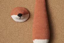Crochet / by Vilma Keeffe