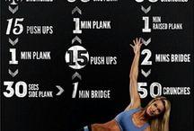 corepower yoga / by Allison Marie