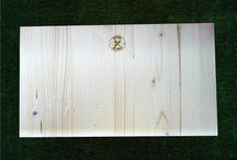 Lavorazioni laser su legno