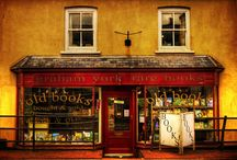 Bookstores and books