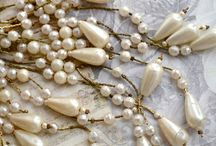 Pearls, Cashmere, Tulle, Lace and Sparkle
