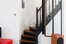 Maison - Escalier