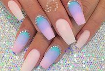Rafailia's nails