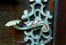 Двери, окна, ключи и ручки - Doors, Windows, keys and knobs / ... в основном антиквариат...или проверенные временем
