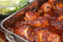 Main Dishes- Chicken / by Charley {Cooke's Frontier}