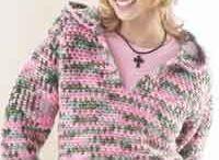 Big size crochet