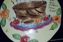 """Julia Junkin """"sweets special occasions"""" cake stand info needed plz"""