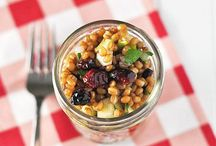 lunch in a jar