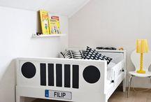 Boys bedroom ideas