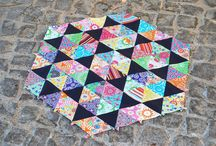 English Paper Piecing / English Paper Piecing