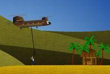 Helikopter Oyunları / En güzel helikopter oyunları oyunzet.com'da oynanır.