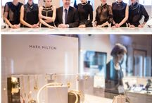 Mark Milton at The Jewellery and Watchshow Birmingham / Take a look at the Mark Milton collection brought to life on the catwalk at the 2014 Jewellery and Watch Show at the Birmingham NEC