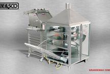 BE&SCO Tortilla Ovens / High Performance Flour Tortilla Ovens