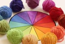 DIY Knit/Crochet/Cross Stitch / by Farrah Felten