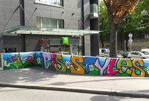 #Graffiti  #creativ #anders #design #kreativität #sprayer