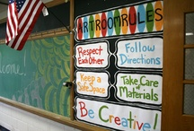 Art Ed Rules and Behavior