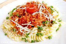 Těstoviny-špagety