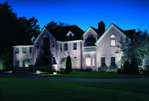 Outdoor Lighting / Outdoor lighting is all about the effect.
