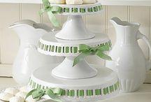 Cake Stands! <3