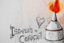 Simples de Coração / Ilustração