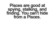 I am a PISCES
