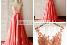 Long Prom Party Dress