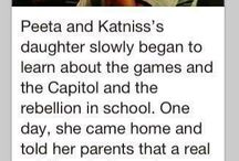 the hunger games —>