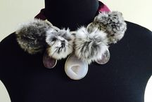 #1 first collection / Clothes and accessories with fur