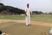 PHOTO GALLERY / It is a gallery of photos taken during the cricket matches