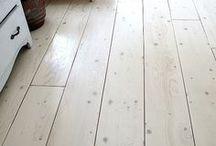 plywood flooring (Megan)