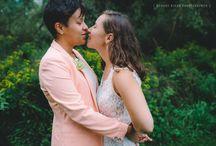 LGTBQ Gay & Lesbian Weddings New York / Same sex weddings in New York by Hudson River Photographer, Diane Stredicke.  GAY WEDDINGS.  LESBIAN WEDDINGS.  LGTBQ WEDDINGS