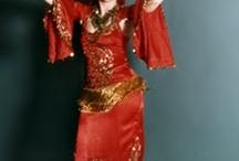 historia danza arabe